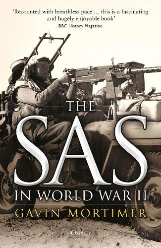The SAS in World War II - General Military (Paperback)