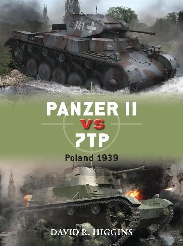 Panzer II vs 7TP: Poland 1939 - Duel 66 (Paperback)