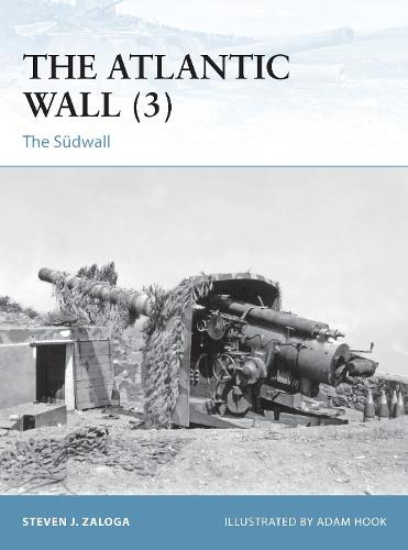 The Atlantic Wall (3): The Sudwall - Fortress 109 (Paperback)