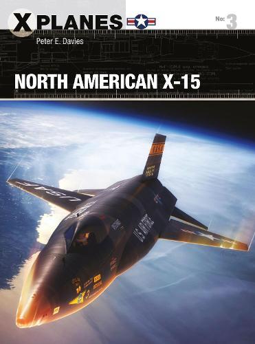 North American X-15 - X-Planes (Paperback)