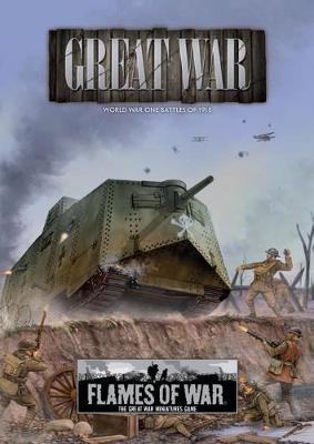 Great War - Battlefront 3 (Hardback)