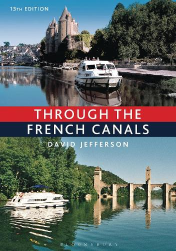 Through the French Canals (Paperback)