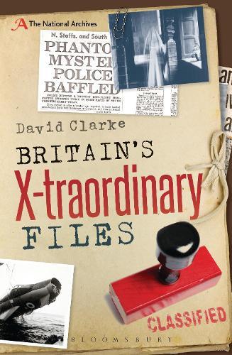 Britain's X-traordinary Files (Paperback)