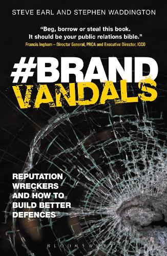 Brand Vandals: Reputation Wreckers and How to Build Better Defences (Paperback)