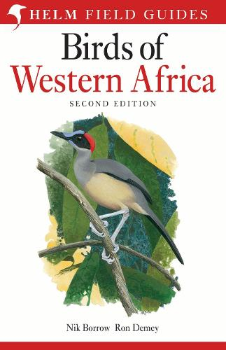 Birds of Western Africa: 2nd Edition - Helm Field Guides (Paperback)
