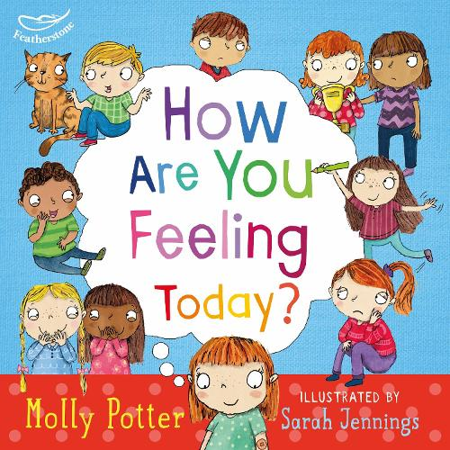 How are you feeling today? (Hardback)
