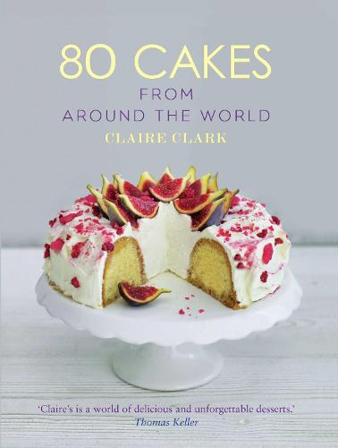 80 Cakes From Around the World (Hardback)