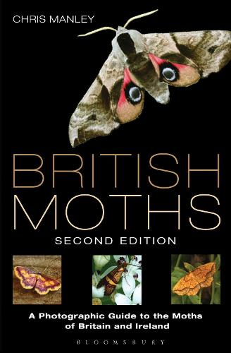 British Moths: Second Edition: A Photographic Guide to the Moths of Britain and Ireland (Hardback)