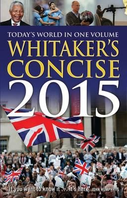 Whitaker's Concise 2015 - Whitaker's (Paperback)