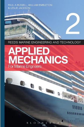 Reeds Vol 2: Applied Mechanics for Marine Engineers - Reeds Marine Engineering and Technology Series (Paperback)