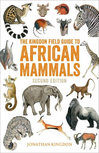 The Kingdon Field Guide to African Mammals: Second Edition (Paperback)