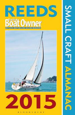 Reeds PBO Small Craft Almanac 2015 (Paperback)