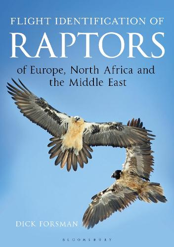 Flight Identification of Raptors of Europe, North Africa and the Middle East (Hardback)