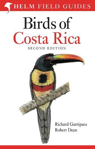 Birds of Costa Rica: Second Edition (Paperback)