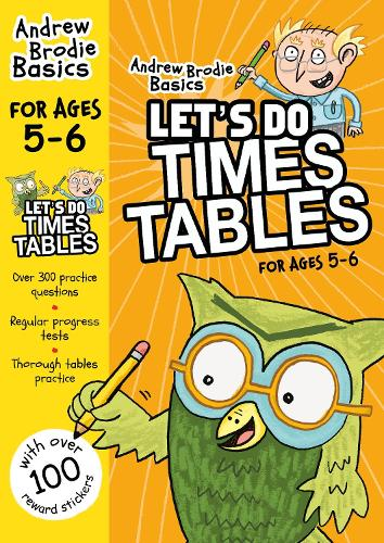 Let's do Times Tables 5-6 (Paperback)