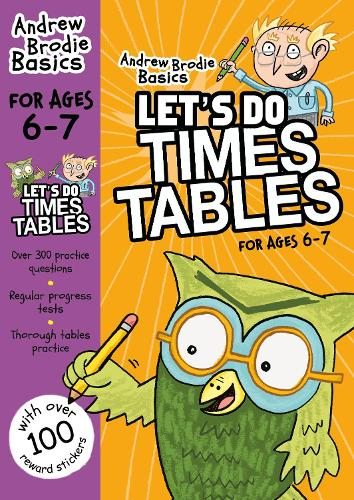 Let's do Times Tables 6-7 (Paperback)