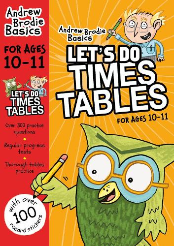 Let's do Times Tables 10-11 (Paperback)