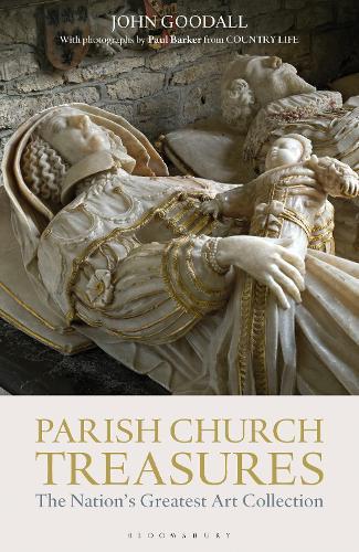 Parish Church Treasures: The Nation's Greatest Art Collection (Hardback)