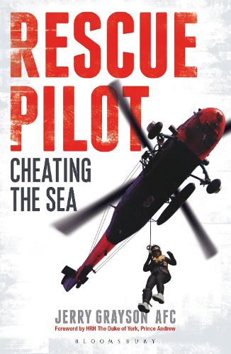 Rescue Pilot: Cheating the Sea (Paperback)