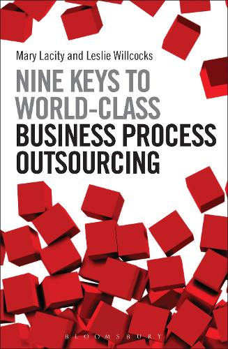 Nine Keys to World-Class Business Process Outsourcing (Hardback)