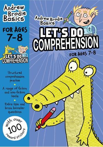 Let's do Comprehension 7-8 (Paperback)