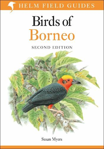 Birds of Borneo - Helm Field Guides (Paperback)