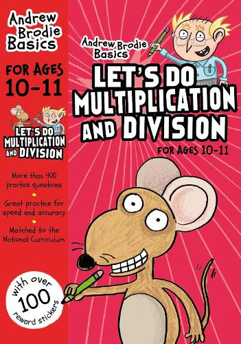 Let's do Multiplication and Division 10-11 (Paperback)