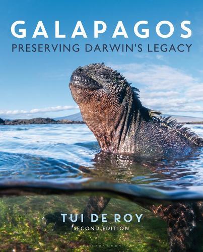 Galapagos: Preserving Darwin's Legacy (Hardback)