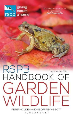 RSPB Handbook of Garden Wildlife: Second Edition - RSPB (Paperback)