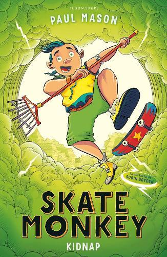 Skate Monkey: Kidnap - High/Low (Paperback)