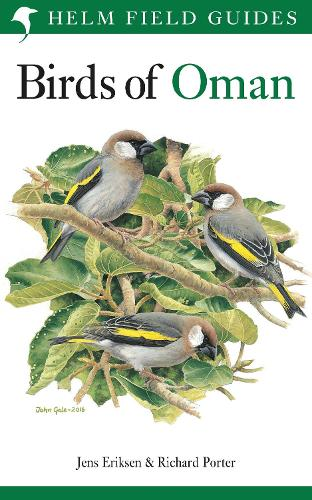 Birds of Oman - Helm Field Guides (Paperback)