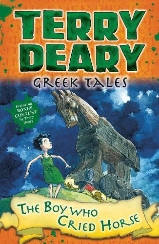 Greek Tales: The Boy Who Cried Horse - Greek Tales (Paperback)