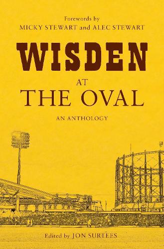 Wisden at The Oval (Hardback)