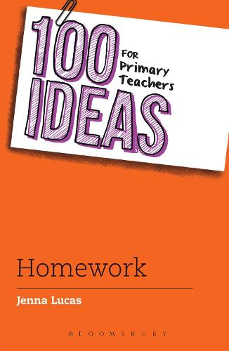 100 Ideas for Primary Teachers: Homework - 100 Ideas for Teachers (Paperback)