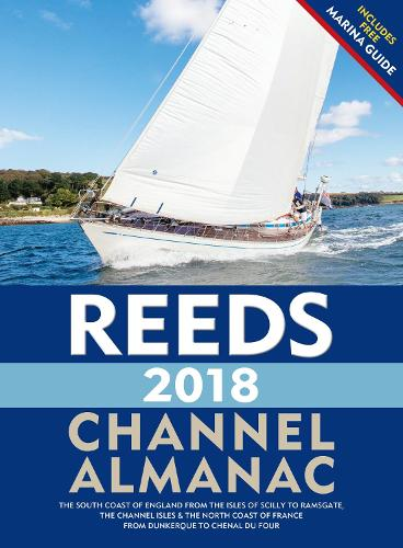 Reeds Channel Almanac 2018 - Reed's Almanac (Paperback)