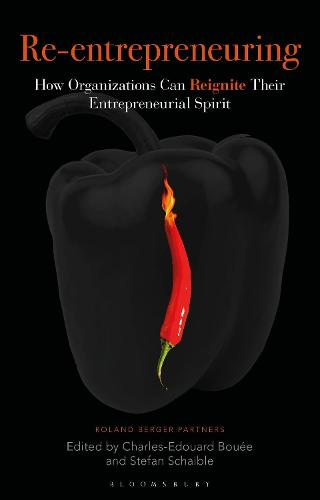 Re:Entrepreneuring: How Organizations Can Reignite Their Entrepreneurial Spirit (Hardback)