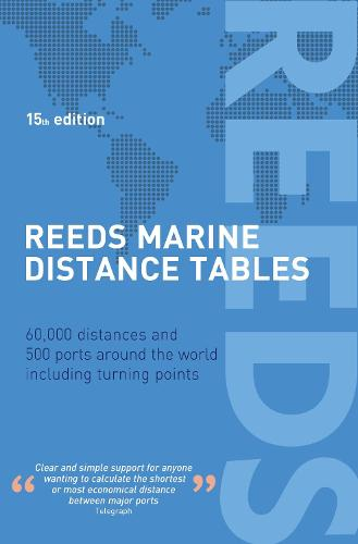 Reeds Marine Distance Tables 15th edition (Paperback)