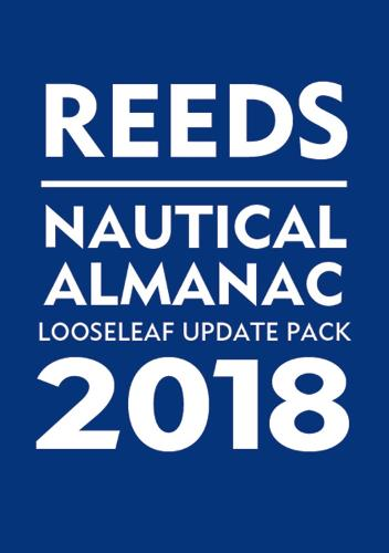 Cover Reeds Looseleaf Update Pack 2018 - Reed's Almanac