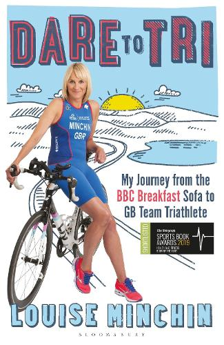 """""""Dare to Tri"""" : An Evening with Louise Minchin"""