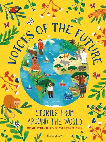 Voices of the Future: Stories from Around the World (Hardback)