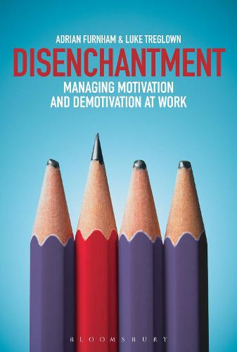 Cover Disenchantment: Managing Motivation and Demotivation at Work