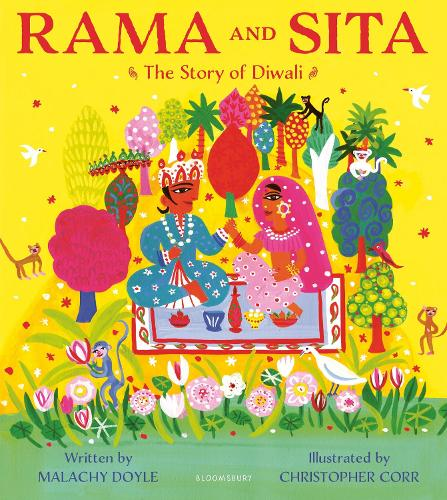 Rama and Sita: The Story of Diwali (Paperback)