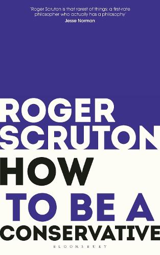 How to be a conservative (Paperback)