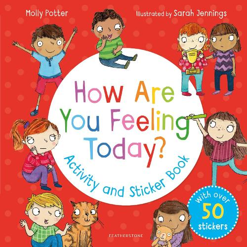 How Are You Feeling Today? Activity and Sticker Book (Paperback)