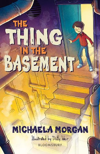 The Thing in the Basement: A Bloomsbury Reader - Bloomsbury Readers (Paperback)