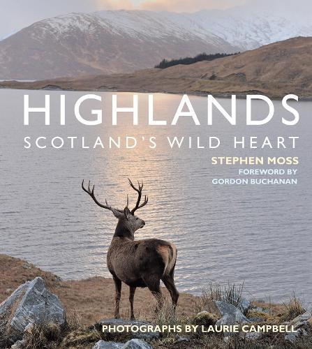 Highlands - Scotland's Wild Heart (Paperback)