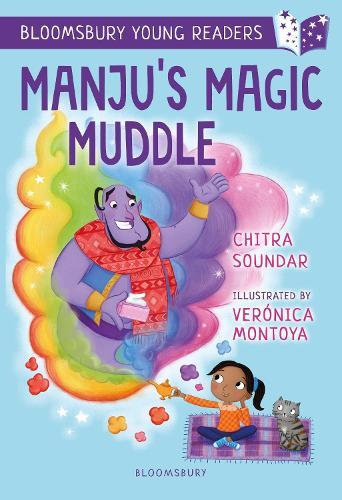 Manju's Magic Muddle: A Bloomsbury Young Reader: Gold Book Band - Bloomsbury Young Readers (Paperback)