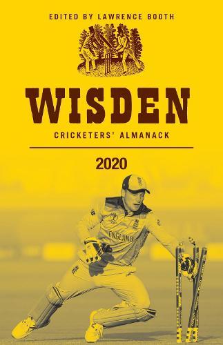 Wisden Cricketers' Almanack 2020 (Hardback)