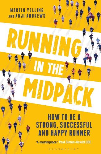 Running in the Midpack: How to be a Strong, Successful and Happy Runner (Paperback)
