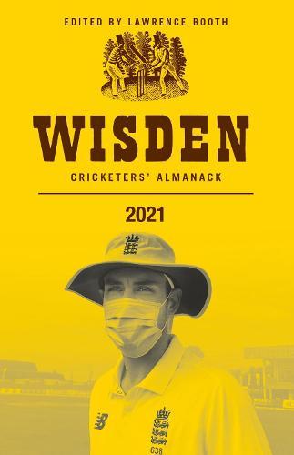 Wisden Cricketers' Almanack 2021 (Paperback)